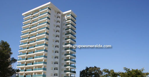Precioso Apartamento con vistas al mar. Lovely apartment overlooking the sea and 2 nature parks: Calpe
