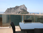 Fantastic penthouse three bedroom in Calpe