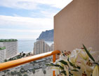 Two bedrooms apartment located just a few metres from Levante Beach.