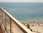 Magnífico ático dúplex en primerísima línea de playa, en Calpe.
