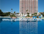 One  bedroom apartment in Costa Blanca,  with sea views.