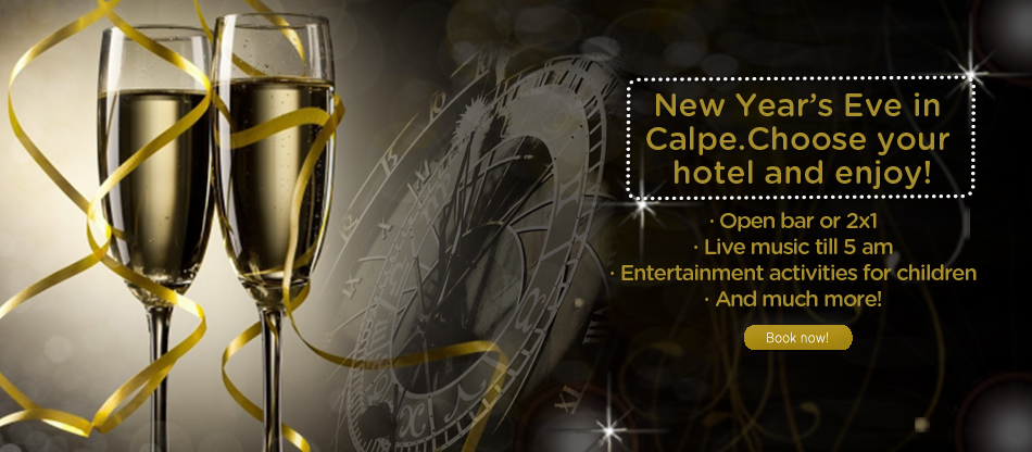 New Year´s Eve in Calpe