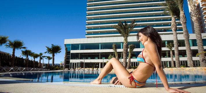 Hotel Vacances Calpe