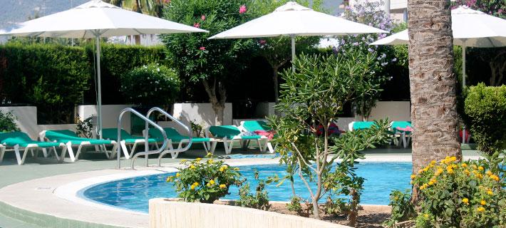Hotel en Primera Linea Playa de Calpe Alicante Oferta
