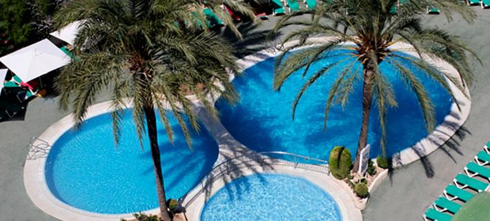 Hotel en Primera Línea de Playa en Calpe en la zona de Alicante Denia
