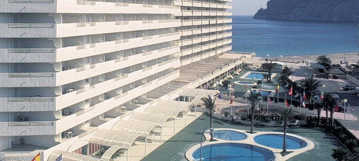 Hoteles de Calpe