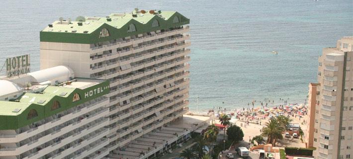 Hoteles de Calpe Playa